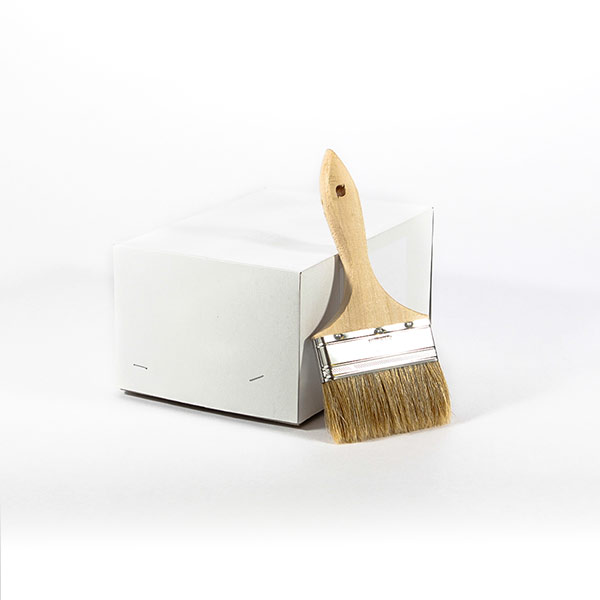 Epoxy Paint Brush : Epoxy color chips lb and boxes floor