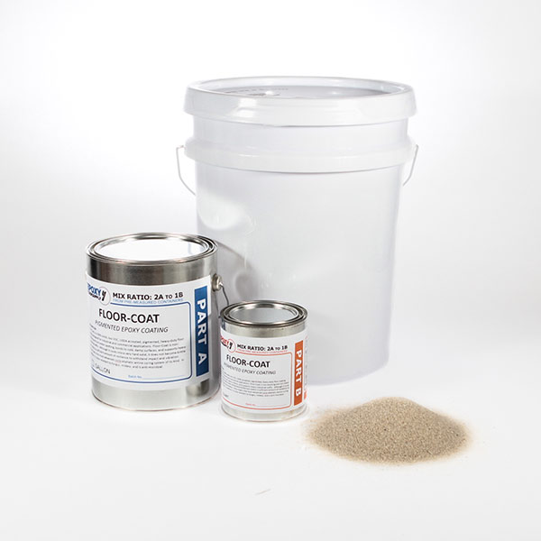 Floor Clad Concrete Repair Kit Epoxy Floor Supply