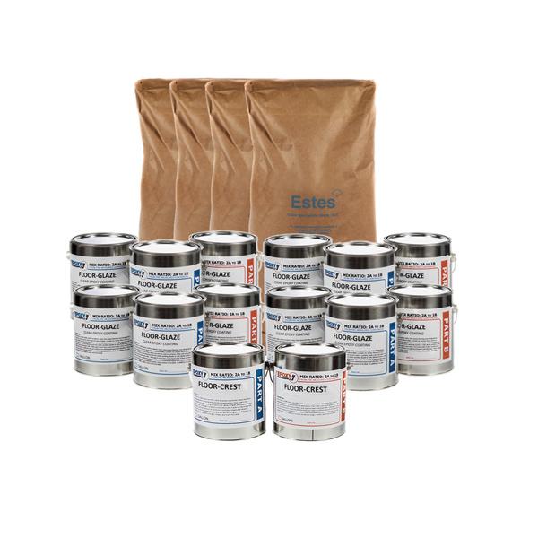 Epoxy Floor Supply Quartz Kit