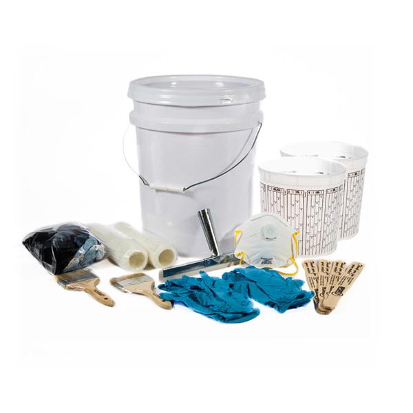 Small Job Tool Kit Epoxy Floor Supply